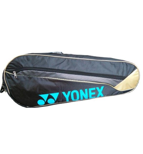 YONEX SUNR WP13TK BT6S Badminton Kit Bag Black and Golden