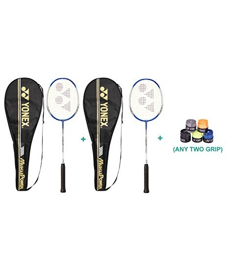 Yonex Muscle Power 2 Racket Set With Grip