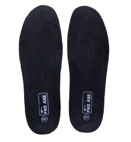 PRO ASE Insole Power Black Cushion