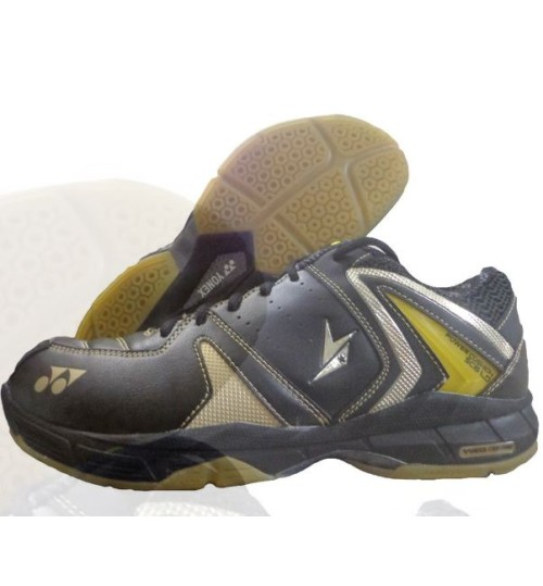 Yonex Black Badminton Shoes SHB SC6 LDEX