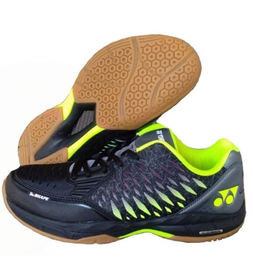 Yonex Court ACE Matrix Black Badminton Shoes