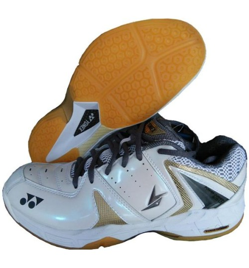Yonex Power Cushion SC6LD White Badminton Shoes