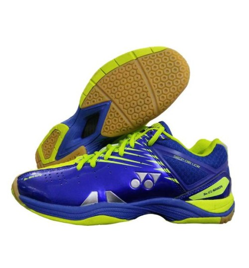 Yonex SRCP 01R LCW Blue Badminton Shoes