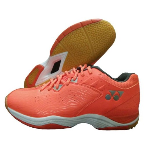 Yonex SRCP CFT Tru Orange Cushion Badminton Shoes