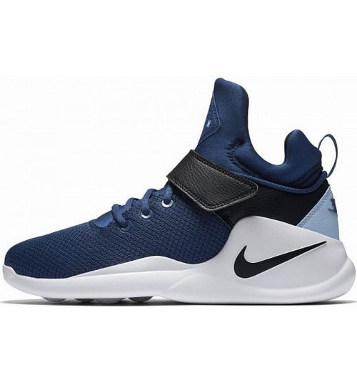 Nike Kwazi Basketball Blue White Men Shoes
