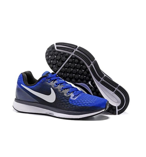 Nike Air Zoom 34 Blue Black Shoes