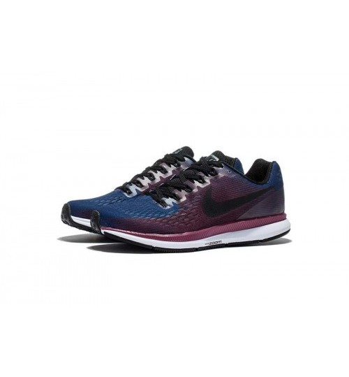 a642cf852a43 Buy Nike Air Zoom 34 Purple Black Shoes   Shop Online at ...
