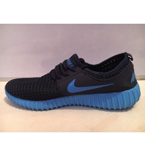 Nike London 2 Shoes Black Blue