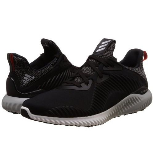 Adidas AlphaBOUNCE Super Black White Shoes