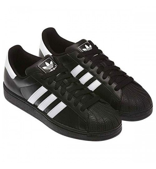 0abd847e8ce Buy Adidas Superstar Sneaker Black White Shoes : Shop Online At ...