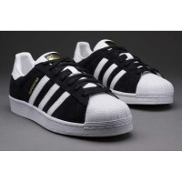 Adidas Superstar Sneaker White Black Shoes