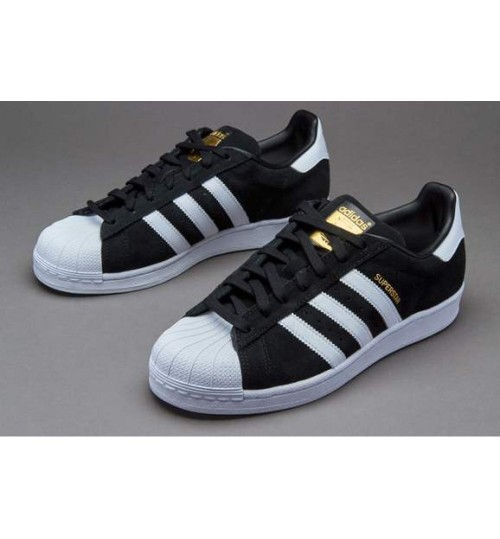 ae71e5dadeb0 Buy Adidas Superstar Sneaker White Black Shoes   Shop Online At ...