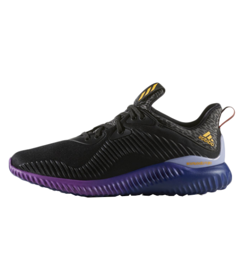 Adidas AlphaBOUNCE Purple Blue