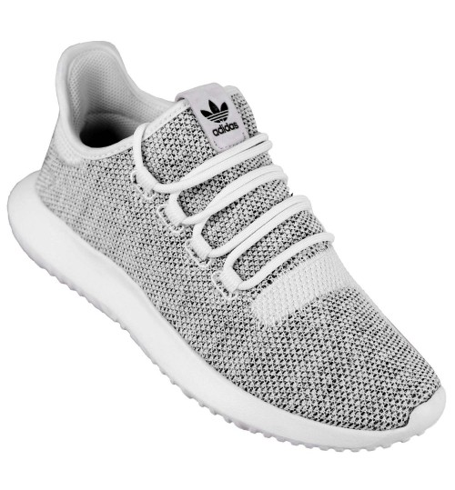 Adidas Tubular Shadow Grey White Shoes For Men's
