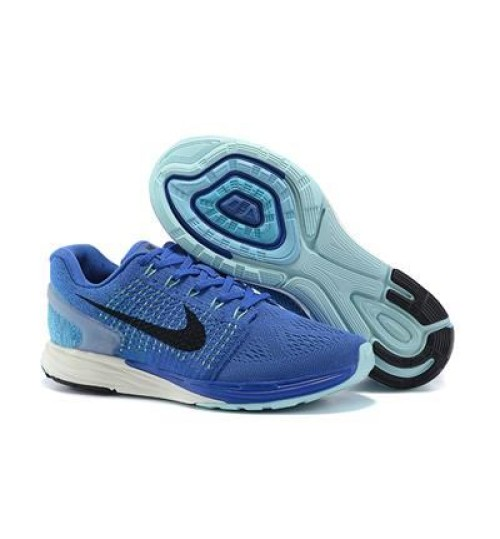 reputable site d6161 ae6a6 Nike Lunarglide 7 Blue  Shop Online at - Shoppinglala.com