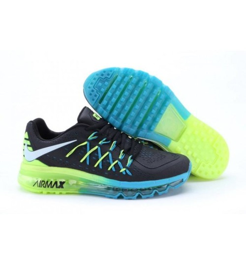 Nike Air Max 2015 Blue Black