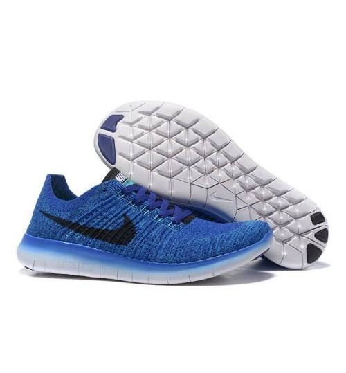 Nike Flyknite 4.0 Blue