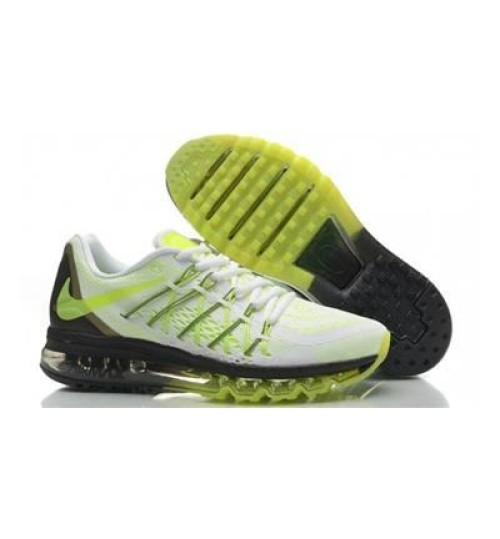 Nike Air Max 2015 White Green