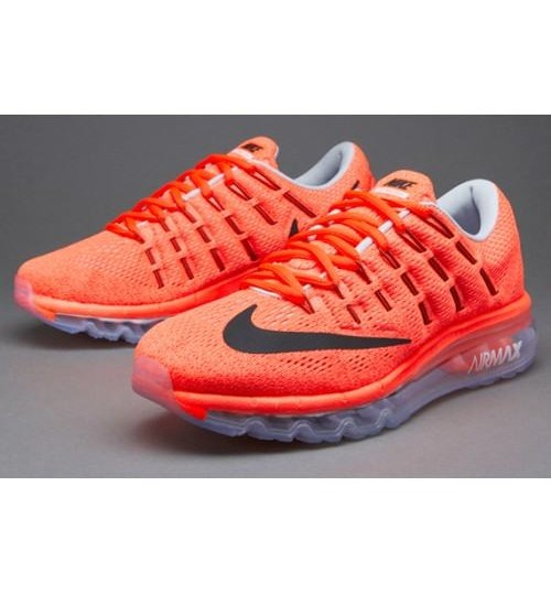 official photos e98f6 14717 Nike Air Max 2016 Orange