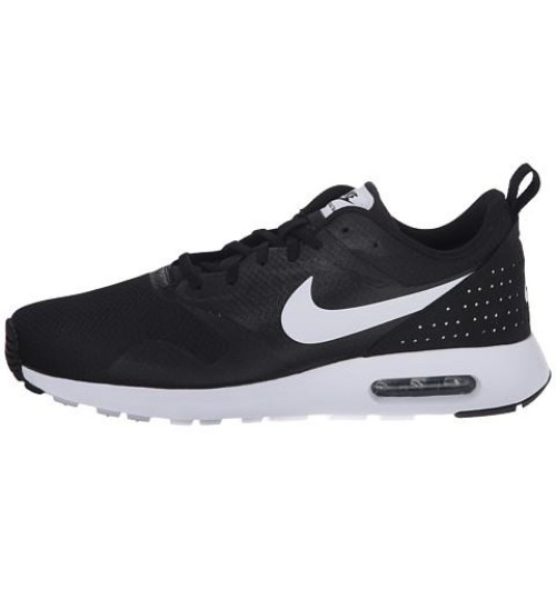 Nike Air Max Tavas Black Running Sneaker