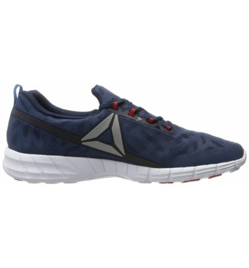 Reebok Blue ZPUMP FUSION 2.5 Running Shoes