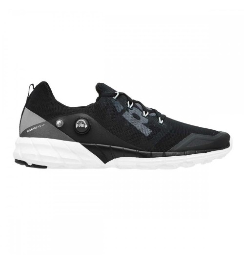 Reebok  ZPUMP FUSION 2.5 Black Running Shoes