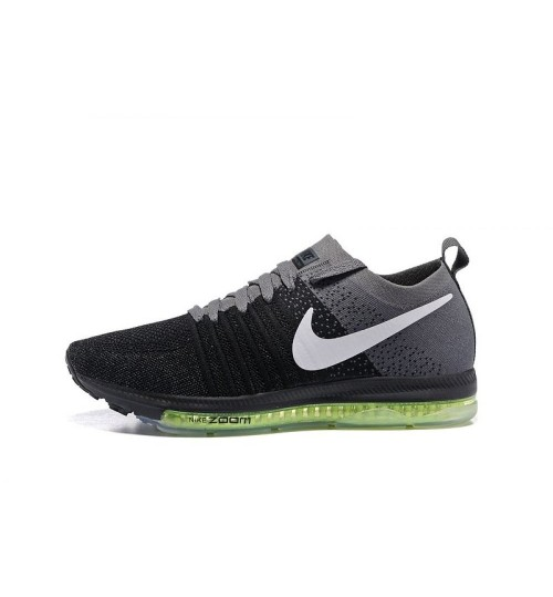 Nike Zoom All Out Black Grey Running Shoes