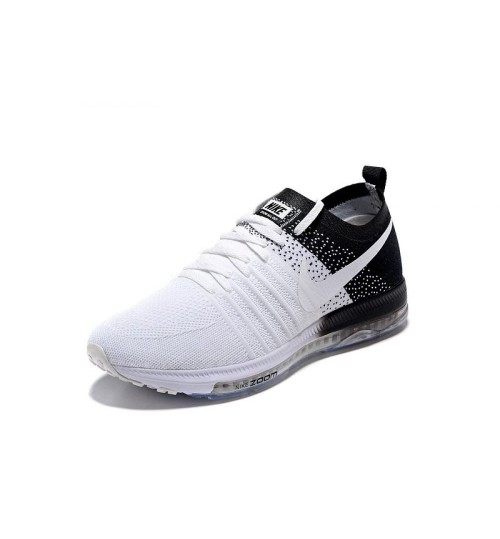 de4ccab733536 Nike Zoom All Out White Black Running Shoes   Shop Online At  Shoppinglala.com