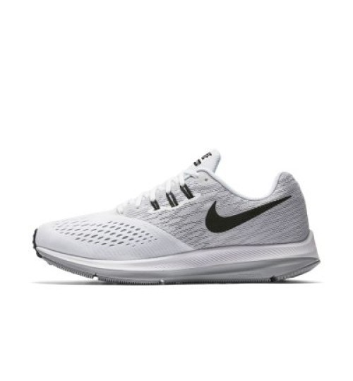 cheapest price amazing selection pre order Nike Zoom Winflo 4 White Running Shoes