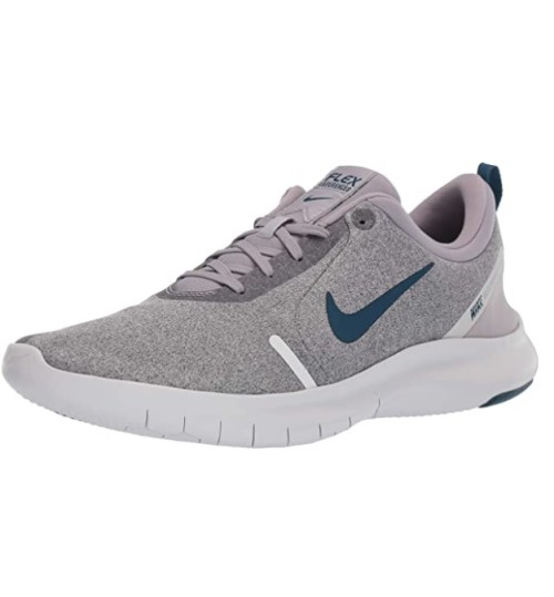 Nike Men's Flex Experience Run 8 Sneaker Atmosphere Grey/Blue Force-off Noir