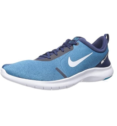 Nike Men's Flex Experience Run 8 Sneaker Indigo Force/Blue Void-photo Blue