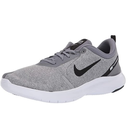 Nike Men's Flex Experience Run 8 Sneaker Cool Grey/Black-reflective Silver-white