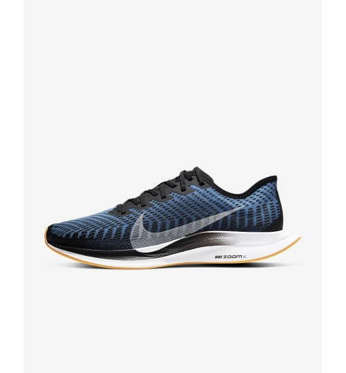 Nike Zoom Pegasus Turbo 2 Black/University Blue/Laser Orange/White