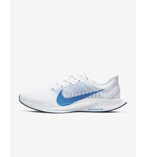 Nike Zoom Pegasus Turbo 2 White/Blue Void/Football Grey/Photo Blue