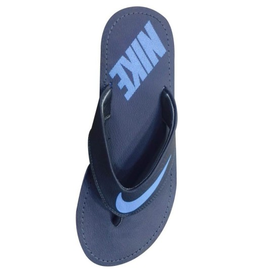 Nike Slippers Blue