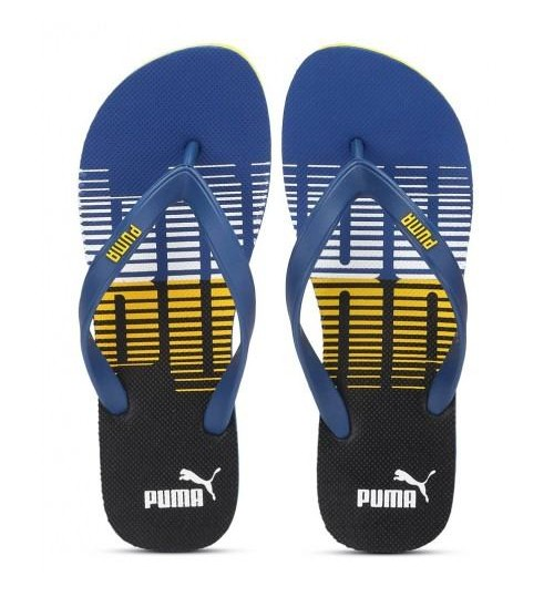 Puma Multi-Color Flip Flops