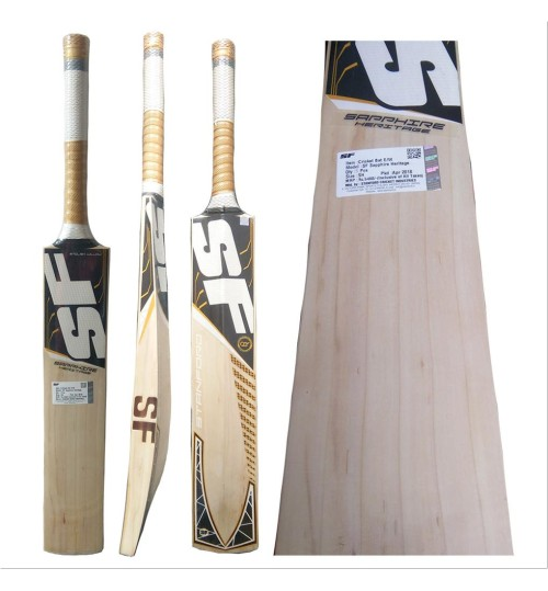 Stanford Sapphire Heritage English Willow Cricket Bat