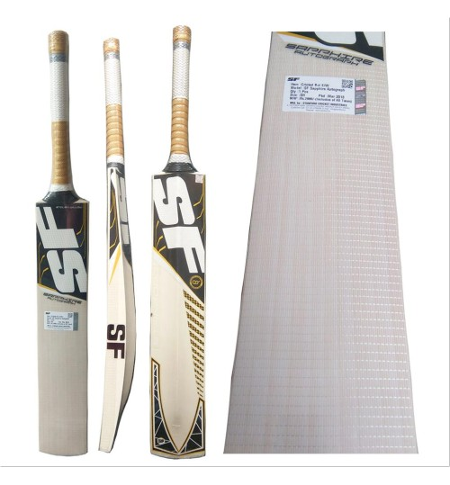Stanford Sapphire Autograph English Willow Cricket Bat