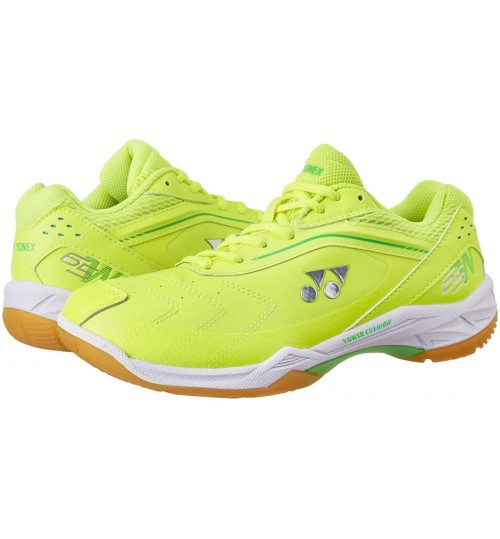 Yonex Tru Cushion SHB 65 W Orange and Blue Badminton Shoes