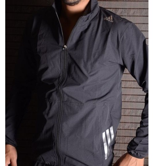 Adidas Adizero Black Jacket