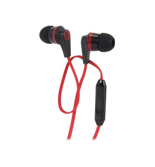 Skullcandy INKD S2IKDY-010 Earphones Red with Mic