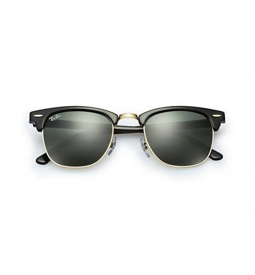 RayBan Clubmaster Classic Black, RB3016