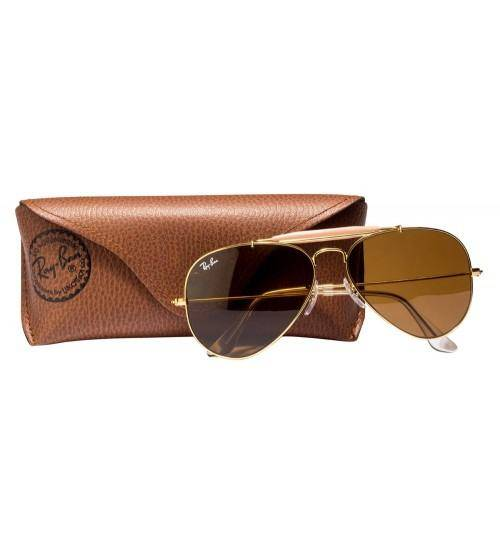 RayBan Outdoorsman Gold B15, RB3129