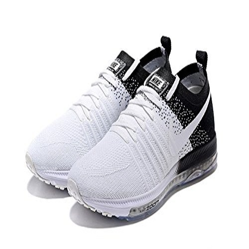 66fc0fb8afd82 Nike Zoom All Out White Black Running Shoes   Shop Online At ...