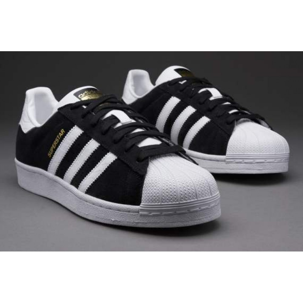 86ec8d98daab4 Adidas Superstar Sneaker White Black Shoes