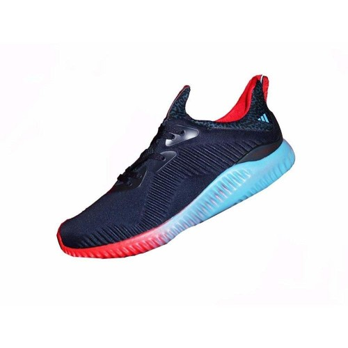 f48810309 Adidas Alpha Bounce Navy Blue Red