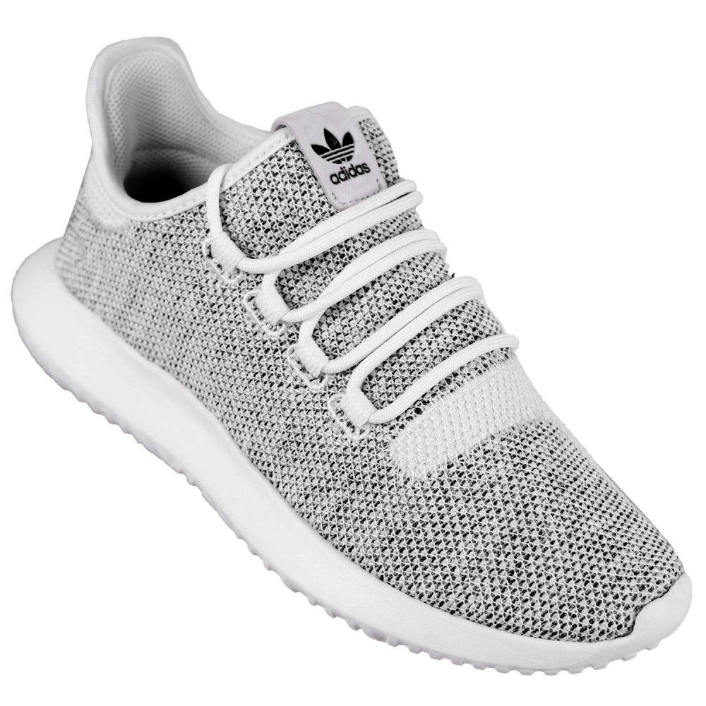 info for 27f6c 97e34 Adidas Tubular Shadow Grey White Shoes For Men's