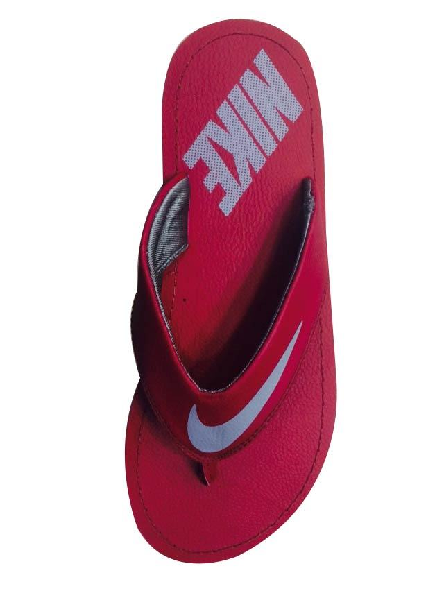 new concept dccba d4473 Nike Slippers Red