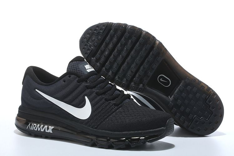 ever popular preview of super quality Nike Air Max 2017 Black
